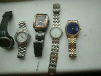 5 wristwatches