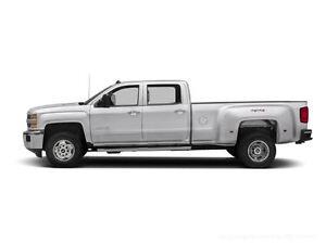 2016 Chevrolet SILVERADO 3500HD LT  3500 Crew CAB, Power Seats