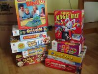 Selection of 11 Board Games