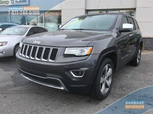 2015 Jeep Grand Cherokee Limited - *Cuir - Toit panoramique*