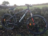 B-Twin Rockrider 540 mountain bike £280