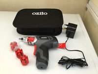 Ozito lock & load Power Screwdriver