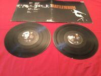 U2 LP's