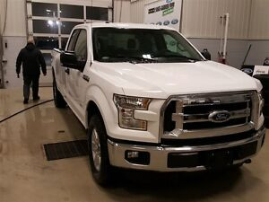 2016 Ford F-150 XLT 4X4  8 pieds