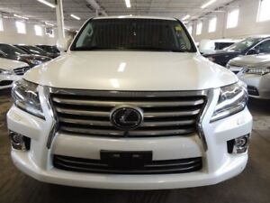 2014 Lexus LX 570 360 CAMERA, NAVI, LEATHER