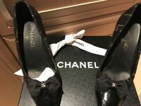 Limited Edition Chanel Heels