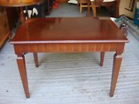 G Plan small occasional table.Ideal to hold a side light or use as a TV supper table