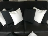 10 Number Cotton Cushion Cover's & Inners