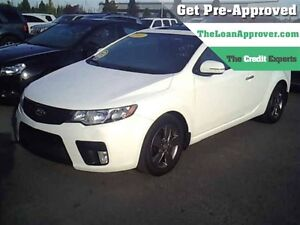 2011 Kia FORTE KOUP 2.0L EX | ROOF | HEATED SEATS | ONE OWNER