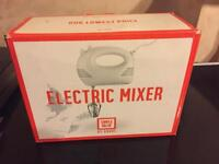 Brand new electric mixer