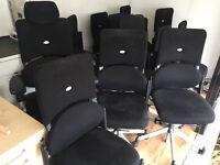 Steelcase Strafor & Bellini Multifunction Office Task Chair single chair or bulk buy / job lot