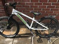 Kona Shred 24 inch mountain bike