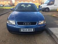 **Audi A3 1.6 Petrol** . Perfect Condition!!! 12 Months MOT***BARGAIN*** Only 425£