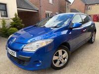 ***RENAULT MEGANE 1.5 DCI 105 5DR 2011***FULL SERVICE DONE!***TOM-TOM MODEL!***TAX £30.00!***