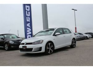 2016 Volkswagen GTI 5-Door Autobahn | Alloy Wheels & Heated Seat