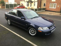 2003*VOLVO S40 S*1.8 PETROL*6 MONTHS MOT*FULL LEATHER INTERIOR*1 OWNER