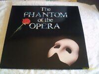 The Phantom Of The Opera - Michael Crawford & Sarah Brightman - Vinyl 2LP Album