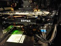 Gtx 1070 mini zotac gpu graphics card