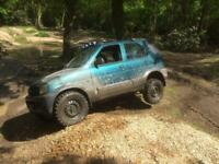 2002 Diahatsu Terios 1.3 Off Roader 4x4