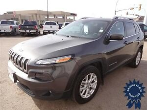 2014 Jeep Cherokee North, 271 Horse Power, 39,471 KMs, Seats 5