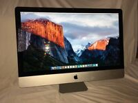 "Apple iMac 2011 27"" Core i5 3.1GHZ 8GB Ram 1TB Hard Drive Radeon 1GB Graphics Card Great Xmas Press"