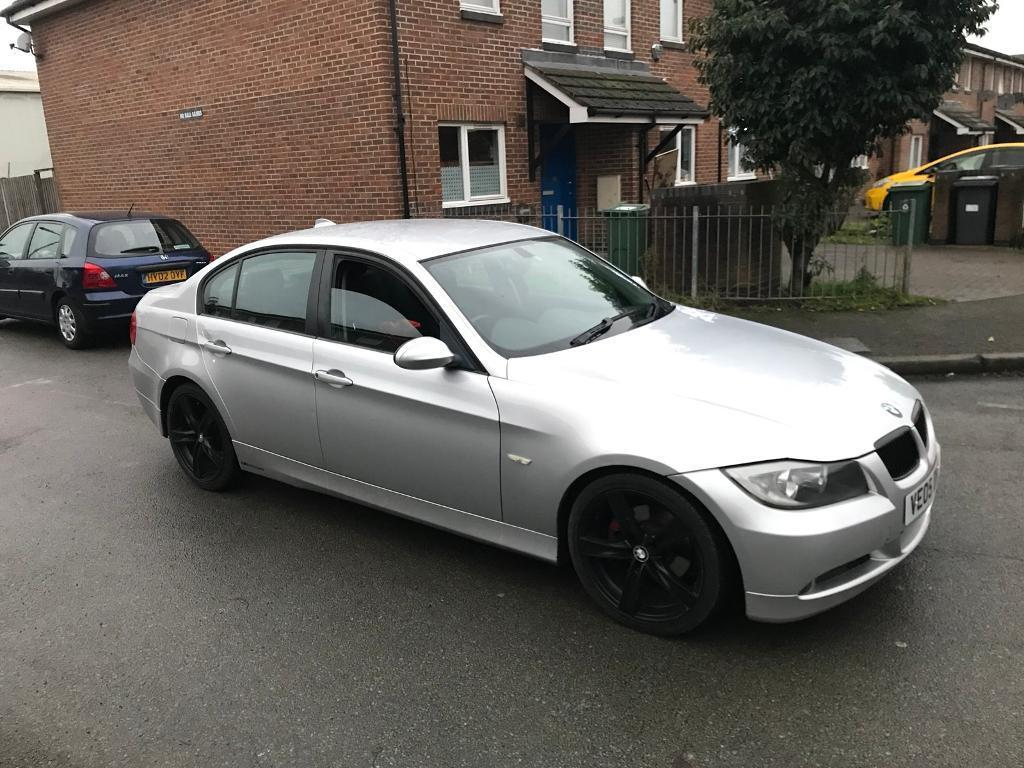 2005 bmw 320d e90 6 speed manual m sport in walthamstow london gumtree. Black Bedroom Furniture Sets. Home Design Ideas