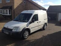 Ford Transit Connect L220 LWB Campervan Project