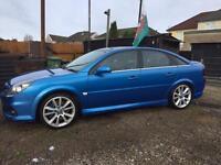 Vauxhall vectra vxr Arden blue 2.8 v6 turbo