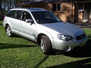 2004 Subaru Outback Wagon CHEAP AUTOMATIC CAR DEC REGO AUTO Seaham Port Stephens Area Preview