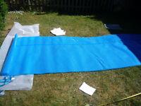 plastica solar swimming pool cover