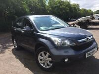HONDA CRV 2.2 i-CDTI ES DIESEL 2009 FULL HONDA SERVICE HISTORY 1 PREVIOUS OWNER 2 KEY CLEAN NEW MOT