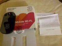 Mi-Fi portable wifi unit for sale.