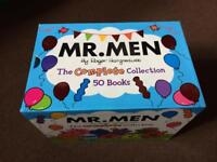 Mr Men by Roger Hargreaves The Complete Collection