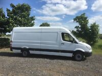 MERCEDES-BENZ SPRINTER 2.1 CDI 313 High Roof 4dr LWB (white) 2013