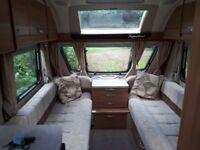 Swift Signature Caravan (6 berth) 2013