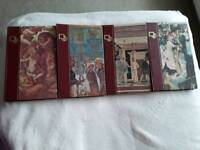 History of Art 4 Books Good Condition