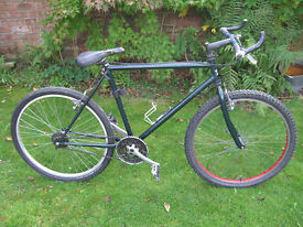 CLAUDE BUTLER SINGLE SPEED ONE OF MANY QUALITY BICYCLES FOR SALE