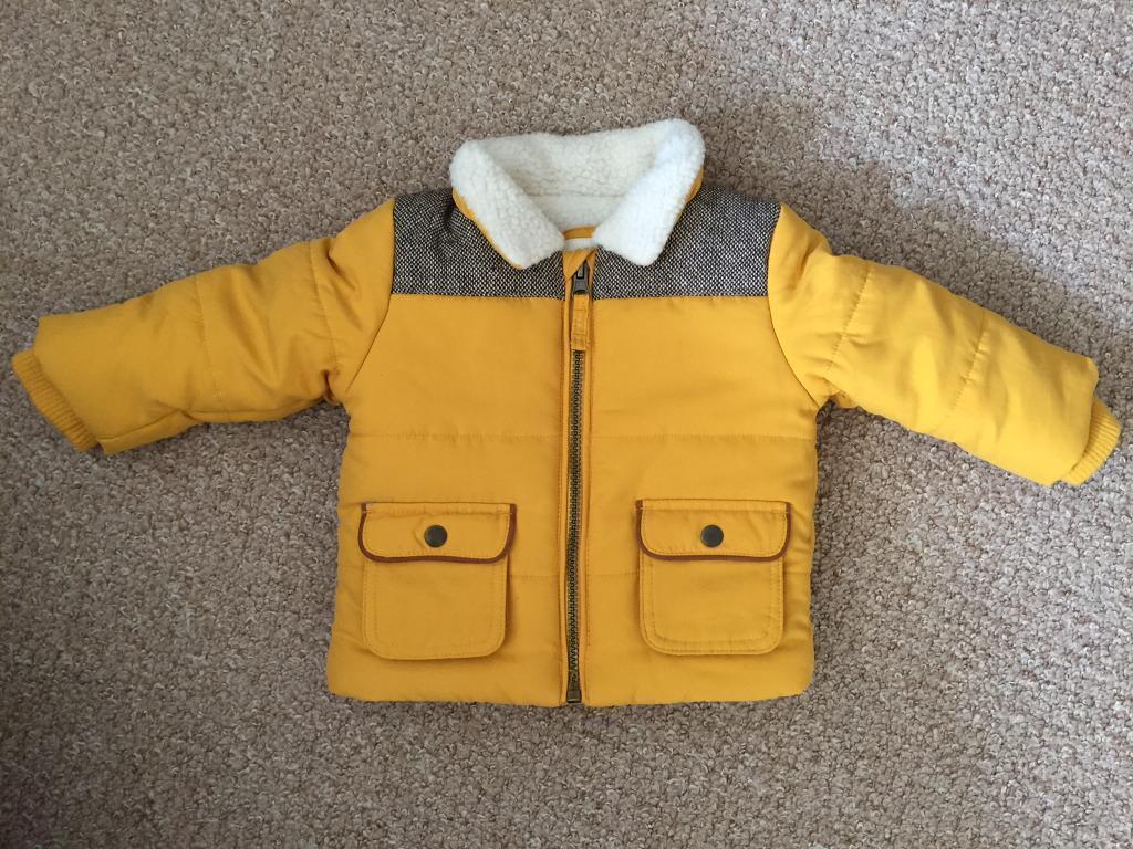 Baby Boy / Toddler 3-6 Month Coat / Jacket