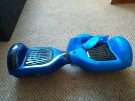 Hoverboard with bluetooth speaker