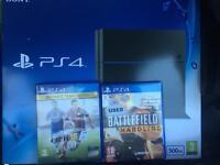3 x PS4 bundles all boxed
