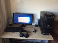 Gaming PC i7 full Set up