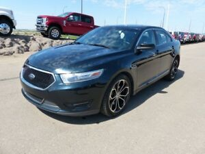 2014 Ford Taurus SHO, Heat Seats, Nav, Moonroof