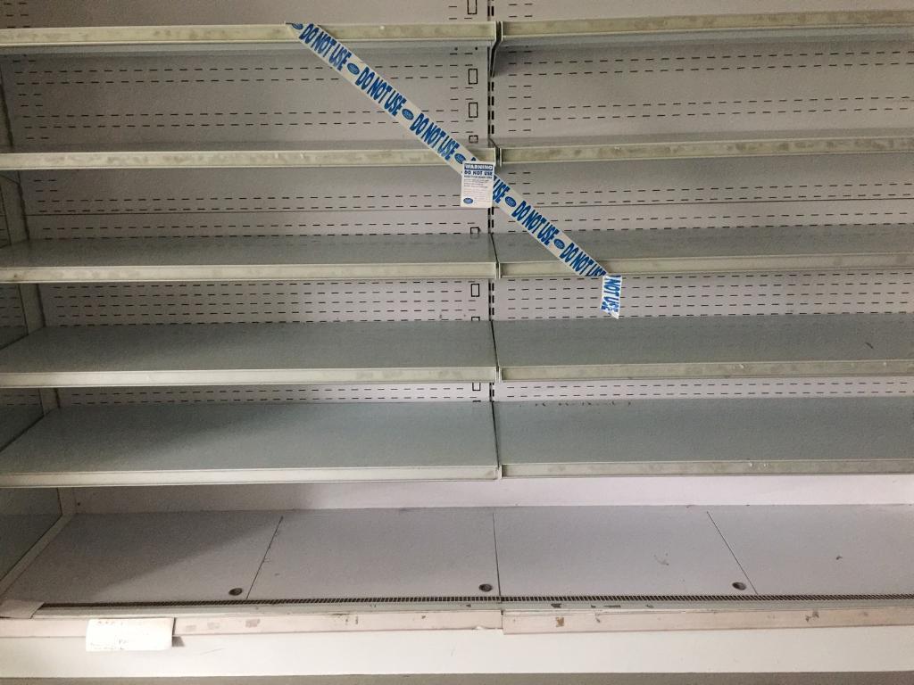 Arneg Portuguesa refrigerated multideck display fridge chiller