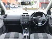 VOLKSWAGEN POLO MATCH**AUTOMATIC**46000 MILES**FULL SERVICE HISTORY**LONG MOT**HPI CLEAR**