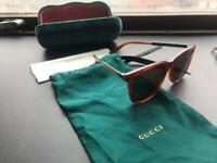 4b0f7ecf1fd4 Gucci sunglasses 100% original new