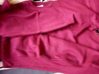 7XL Red sweatshirt new