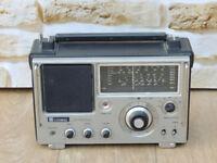 Cosmel retro radio (postage)