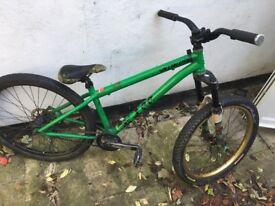 Bike / chrome/ Specialized P1 Dirt Jump