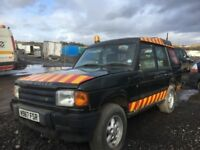 Freelander discovery jeep diesel spare parts available engine gearbox doors bumper bonnet light