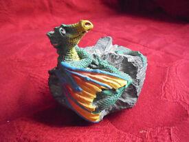 Dragon Figure. Genesis Creations. Carol L Penny. ** Reduced **